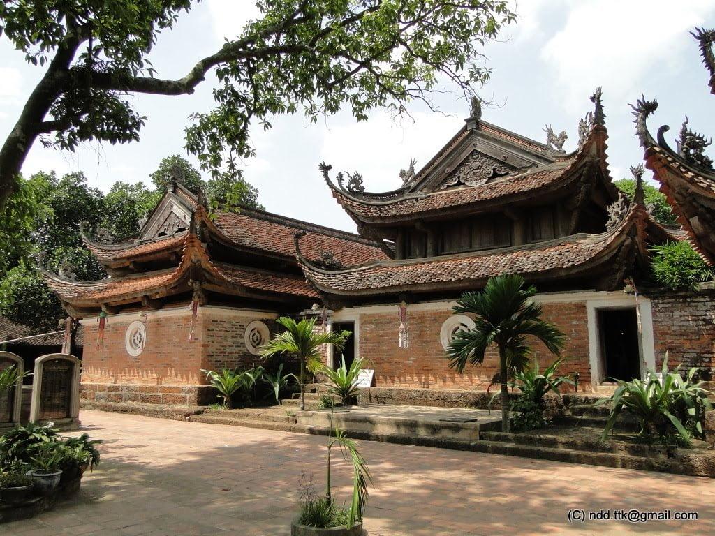 HANOI TOUR :DUONG LAM ANCIENT VILLAGE VAN PHUC SILK VILLAGE (1 DAY) 3