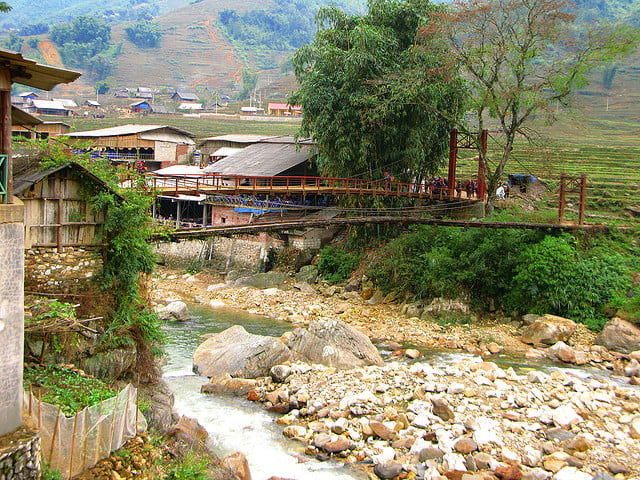 SAPA TOUR :SAPA 3 DAYS 2 NIGHTS BY BUS 2