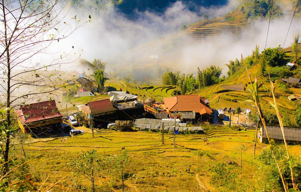 SAPA TOUR :SAPA 3 DAYS 2 NIGHTS BY BUS 3