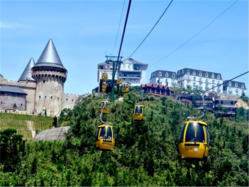 DA NANG TOUR: HUE DA NANG – BA NA HILLS HUE 2 DAYS 1 NIGHT 2