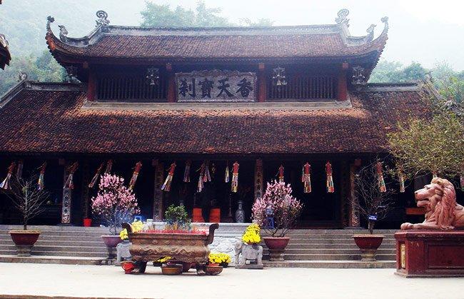 Tour du lịch Hà Nội – Hạ Long – Sapa – Chùa Hương 6N5Đ 8