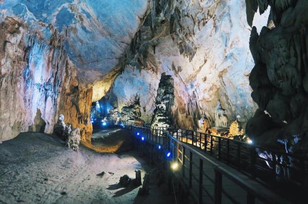 Tour Du Lịch Đà Nẵng 5N4Đ: Đà Nẵng/Huế - Động Thiên Đường/Phong Nha - Cù Lao Chàm - Hội An 2