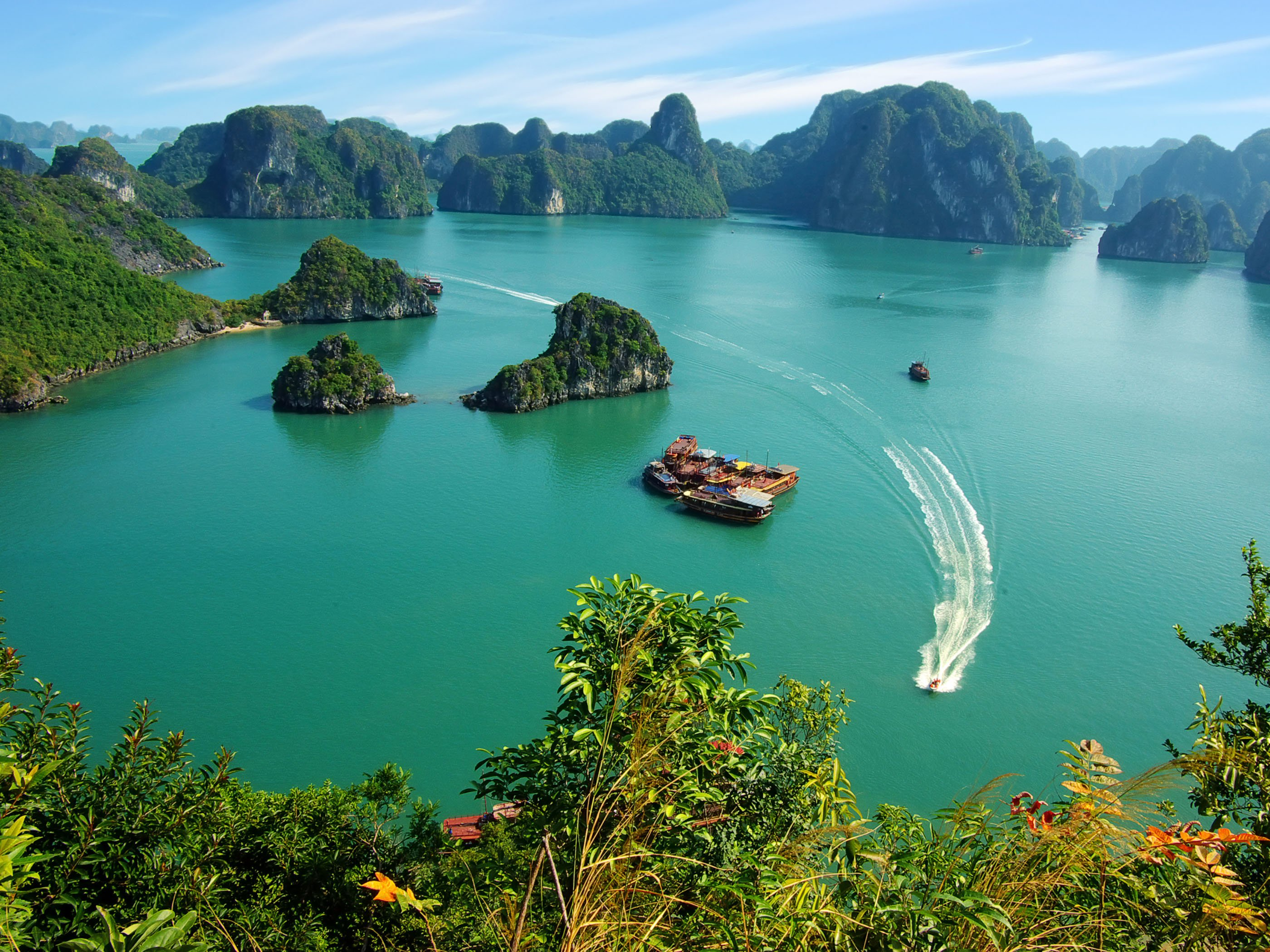 Tour du lịch Hà Nội – Hạ Long – Sapa – Chùa Hương 6N5Đ 6