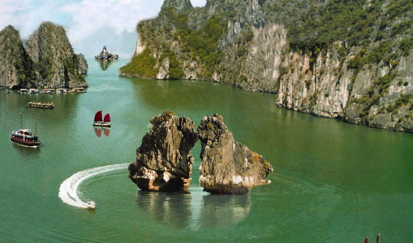 HA LONG BAY– CAT BA ARCHIPELAGO DISCOVERY 2