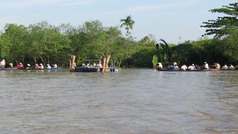 Tour Du Lịch Miền Tây 6N5Đ Sài Gòn – Bến Tre – Mỹ Tho – Đồng Tháp –Châu Đốc – Hà Tiên – Cần Thơ 2