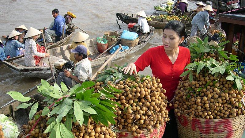 Tour miền Tây 5N4Đ Cần Thơ Cà Mau Bạc Liêu Sóc Trăng Tiền Giang Bến Tre 3
