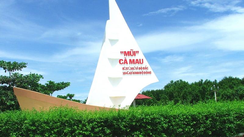Tour miền Tây 5N4Đ Cần Thơ Cà Mau Bạc Liêu Sóc Trăng Tiền Giang Bến Tre 2