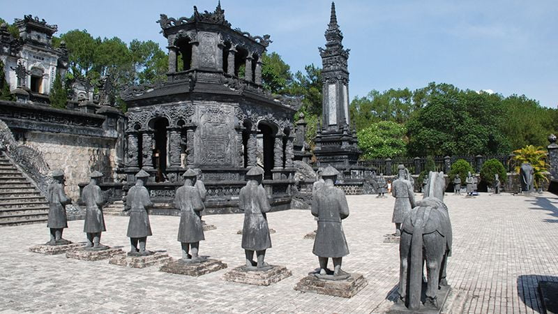 Tour du lịch Đà Nẵng 4N3Đ Bà Nà Hội An Huế Động Thiên Đường/Phong Nha 4