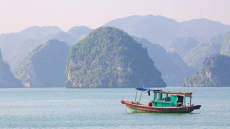 Tour du lịch Hạ Long 3N2Đ trên tàu Dragon 3