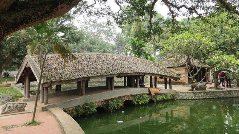 Tour du lịch Hà Nội 1 ngày Chùa Thầy – Chùa Tây Phương – Chùa Mía 2