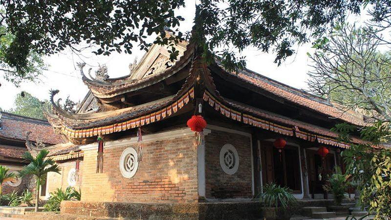 Tour du lịch Hà Nội 1 ngày Chùa Thầy – Chùa Tây Phương – Chùa Mía 1