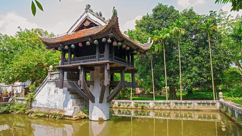 Tour du lịch Hà Nội 1 ngày Vòng quanh Thủ đô 1