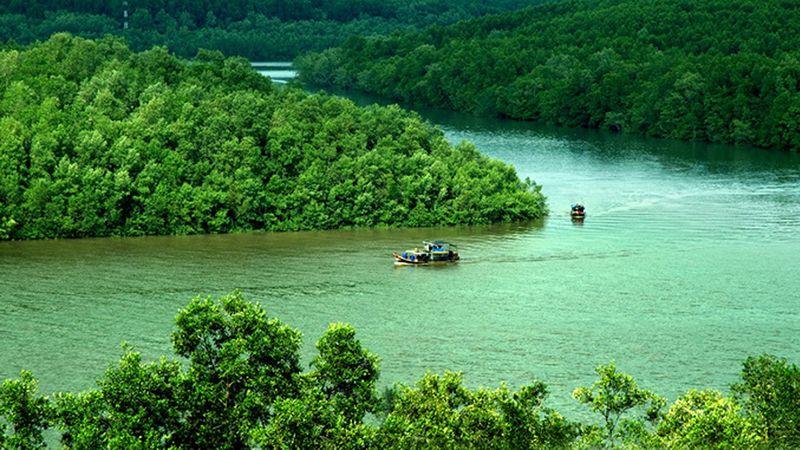 Tour du lịch Hồ Chí Minh 1 ngày : Du lịch Cần Giờ 1