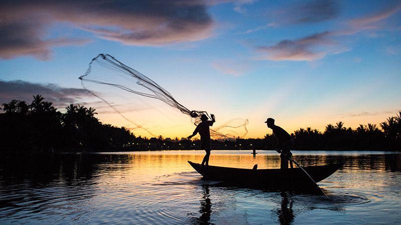 hoi an fishing tour