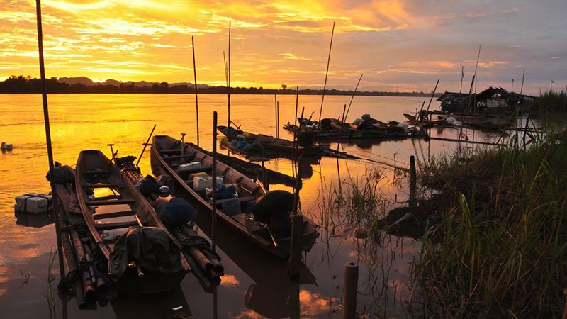 Tour du lịch Miền Tây 1 ngày Ngắm hoàng hôn trên sông Mekong 1