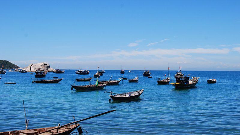 Tour du lịch Miền Trung 1 ngày: Cù Lao Chàm 1