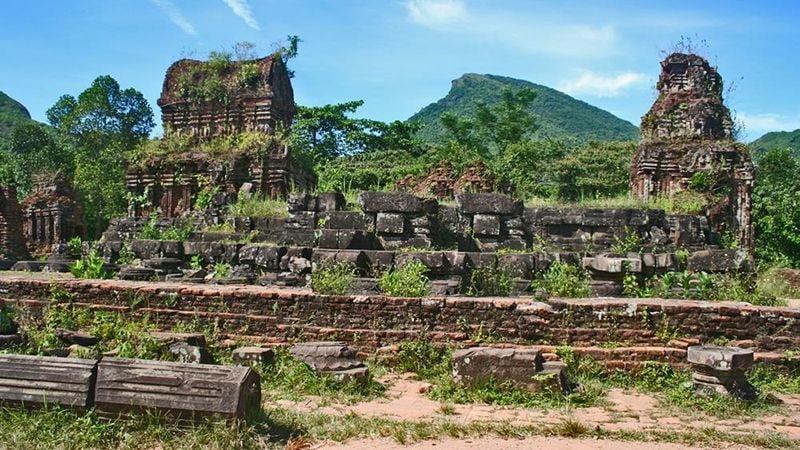 Tour du lịch Miền Trung 1 ngày: Tham quan Thánh địa Mỹ Sơn 1
