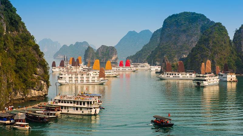 Tour du lịch xuyên Việt 14N13D khó quên 10