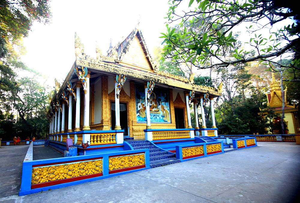 Tour Du Lịch 6 Tỉnh Miền Tây 4N3Đ: Vĩnh Long - Châu Đốc - Cần Thơ - Cà Mau - Bạc Liêu - Sóc Trăng 4
