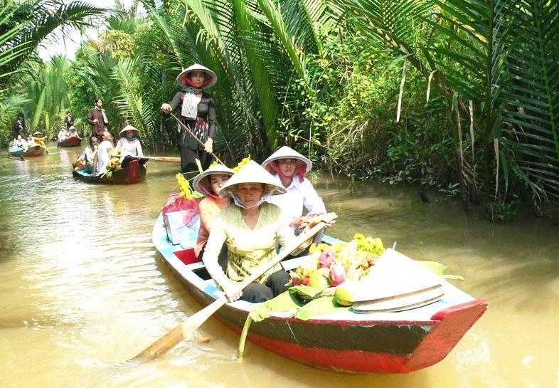 Tour du lịch miền Tây cực chất chỉ có tại Hello Việt Nam Travel 4