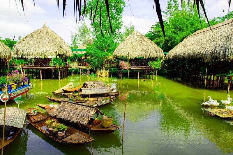 Bật mí top khu du lịch sinh thái ở miền Tây hút khách nhất 3