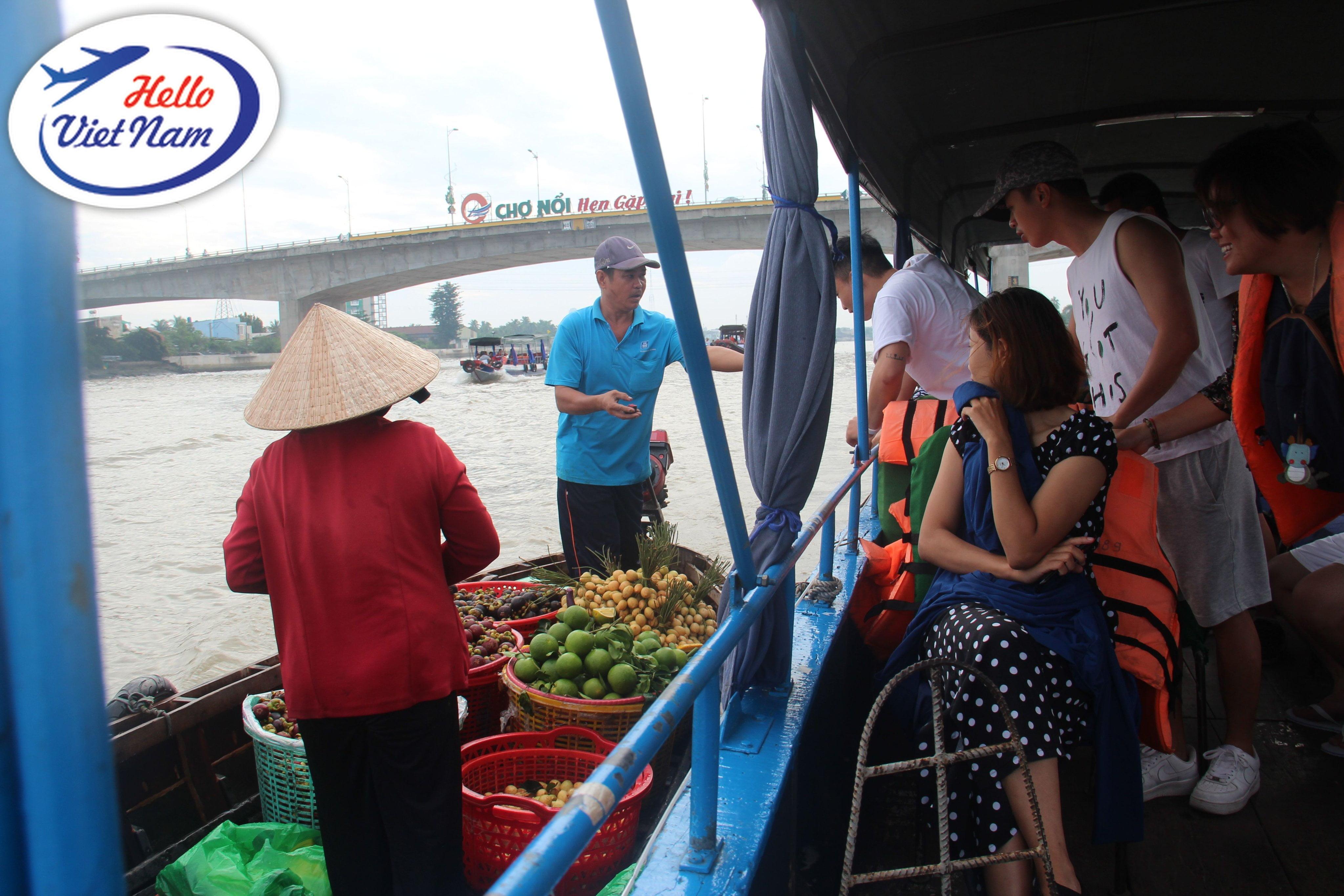 Du lịch Xuyên Việt 12 ngày 11 đêm khởi hành từ Tp.HCM 2