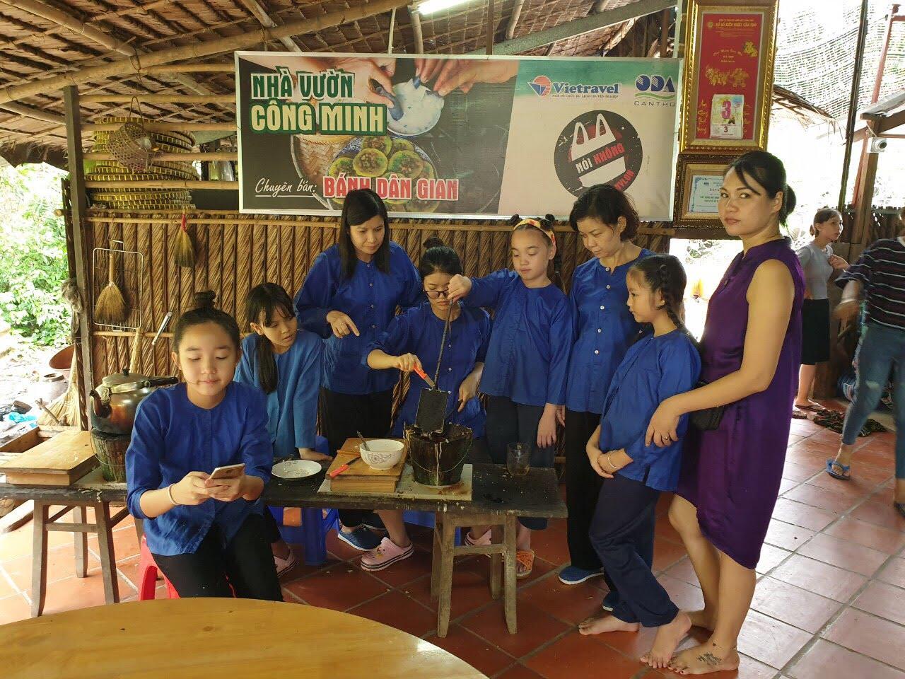 Tour Du lịch Miền Tây 2N1Đ: Cần Thơ - Đồng Tháp 1