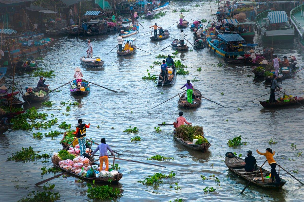 Dắt túi kinh nghiệm du lịch Sài Gòn miền Tây hữu ích nhất 7