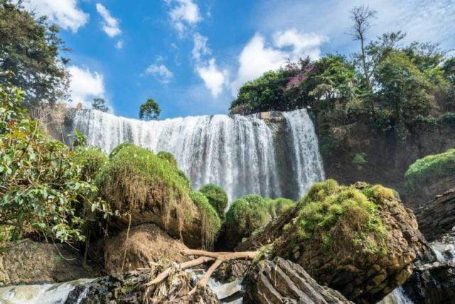 Tour du lịch Đà Lạt 1 ngày: Khám phá ba thác Đà Lạt 1